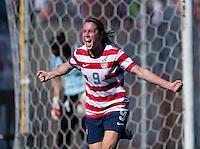 USWNT vs Costa Rica, September 4, 2012