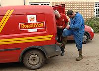 Royal Mail, Post.
