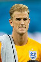 Goalkeeper Joe Hart of England