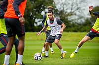 Wednesday 26 July 2017<br /> Pictured: Leon Britton of Swansea City in action during training <br /> Re: Swansea City FC Training session takes place at the Fairwood Training Ground, Swansea, Wales, UK