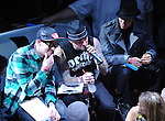 February 24, 2009: Joel Madden,Benji Madden,Taboo are judges at the runway competition Walk the Walk hosted by Hurley held at House of Blues Anaheim in Anaheim, California. Credit: RockinExposures