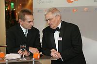 DFB-Pr‰sident Dr. Theo Zwanziger im Interview