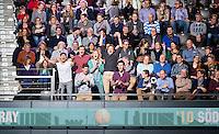 Februari 11, 2015, Netherlands, Rotterdam, Ahoy, ABN AMRO World Tennis Tournament, Jesse Huta Galung (NED) - Stan Wawrinka (SUI)<br /> Photo: Tennisimages/Henk Koster