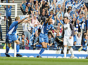 24/05/2008   Copyright Pic: James Stewart.File Name : sct_jspa20_qots_v_rangers.JIM THOMSON CELEBRATES AFTER HE SCORES QUEEN'S SECOND.James Stewart Photo Agency 19 Carronlea Drive, Falkirk. FK2 8DN      Vat Reg No. 607 6932 25.Studio      : +44 (0)1324 611191 .Mobile      : +44 (0)7721 416997.E-mail  :  jim@jspa.co.uk.If you require further information then contact Jim Stewart on any of the numbers above........