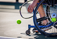 Amstelveen, Netherlands, 19 Augustus, 2020, National Tennis Center, NTC, NKR, National Wheelchair Tennis Championships, <br /> Photo: Henk Koster/tennisimages.com