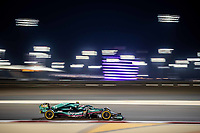 05 VETTEL Sebastian (ger), Aston Martin F1 AMR21, action during Formula 1 Gulf Air Bahrain Grand Prix 2021 from March 26 to 28, 2021 on the Bahrain International Circuit, in Sakhir, Bahrain <br /> 26/03/2021 <br /> Formula 1 Gp Bahrein <br /> Photo DPPI/Panoramic/Insidefoto <br /> Italy Only <br /> 26/03/2021 <br /> Formula 1 Gp Bahrein <br /> Photo DPPI/Panoramic/Insidefoto <br /> Italy Only