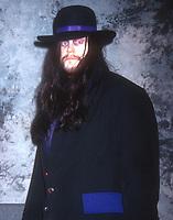 The Undertaker 1995<br /> Photo By John Barrett/PHOTOlink