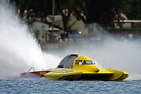 "John Grigg, GP-52 ""Wanna Bee"" (Grand Prix Hydroplane(s)"