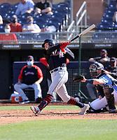 Owen Miller - Cleveland Indians 2021 spring training (Bill Mitchell)