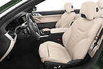 Front seat view of 2021 BMW 4-Series M-Sport 2 Door Convertible Front Seat  car photos