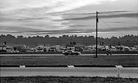#12 Chevrolet Camaro of Gerry Wellik, Tom Bagley, Joe Chamberlain, and John Wood, 48th place,  24 Hours of Daytona, Daytona International Speedway, Daytona Beach, FL, February 1979. (Photo by Brian Cleary/bcpix.com)