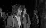 """MARISA ALASSIO CON DANIELA DE MARTINO  <br /> PRESENTAZIONE LIBRO """"DIVERSE GIOVINEZZE"""" DI BIAGIO ARIXI ROMA 1982"""