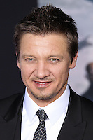 """HOLLYWOOD, LOS ANGELES, CA, USA - MARCH 13: Jeremy Renner at the World Premiere Of Marvel's """"Captain America: The Winter Soldier"""" held at the El Capitan Theatre on March 13, 2014 in Hollywood, Los Angeles, California, United States. (Photo by Xavier Collin/Celebrity Monitor)"""