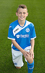 St Johnstone Academy Under 14's…2016-17<br />Ewan Loudon<br />Picture by Graeme Hart.<br />Copyright Perthshire Picture Agency<br />Tel: 01738 623350  Mobile: 07990 594431