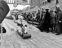 Le Carnaval de Quebec<br /> , 21 janvier 1961<br /> <br /> Photographe : Photo Moderne