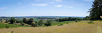 Panorama view atop the Rode Berg<br /> cycling hotspots & impressions in Heuvelland<br /> <br /> Cycling In Flanders <br /> Flanders Tourist Board<br /> <br /> ©kramon