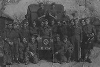 BNPS.co.uk (01202) 558833. <br /> Pic: Bosleys/BNPS<br /> <br /> Pictured: The Royal Artillery in France, 1940. <br /> <br /> Never before seen photos taken by a fishmonger turned SAS hero behind enemy lines in World War Two have come to light 76 years on.<br /> <br /> Sergeant Samuel Rushworth, of the 2nd Special Air Service, was dropped into occupied France two days before D-Day in June 1944.<br /> <br /> They were tasked with disrupting German reinforcements dispatched to Normandy following the Allied landings.