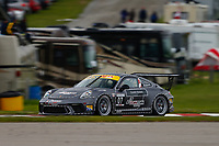 Porsche GT3 Cup Challenge Canada<br /> Victoria Day SpeedFest Weekend<br /> Canadian Tire Motorsport Park, Mosport, ON CAN<br /> Sunday 21 May 2017<br /> 07, Tim Sanderson, GT3CP, CAN, M, 2017 Porsche 991<br /> World Copyright: Jake Galstad<br /> LAT Images<br /> ref: Digital Image galstad-CTMP-0517-56005