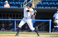 Staten Island Yankees shortstop John Murphy #36 during a game against the Connecticut Tigers on July 7, 2013 at Richmond County Bank Ballpark in Staten Island, New York.  Staten Island defeated Connecticut 6-2.  (Mike Janes/Four Seam Images)