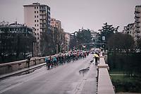 cross-town traffic<br /> <br /> 109th Milano-Sanremo 2018<br /> Milano > Sanremo (291km)