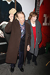 """Jerry Stiller & Anne Meara<br /> arriving the the Broadway Opening Night performance of """"Next Fall""""  at the Helen Hayes Theatre in New York City.<br /> March 11, 2010"""