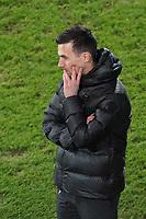Trainer Christian Eichner (Karlsruher SC)<br /> <br /> - 26.02.2021 Fussball 2. Bundesliga, Saison 20/21, Spieltag 23, SV Darmstadt 98 - Karlsruher SC, Stadion am Boellenfalltor, emonline, emspor, <br /> <br /> Foto: Marc Schueler/Sportpics.de<br /> Nur für journalistische Zwecke. Only for editorial use. (DFL/DFB REGULATIONS PROHIBIT ANY USE OF PHOTOGRAPHS as IMAGE SEQUENCES and/or QUASI-VIDEO)