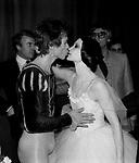 CARLA FRACCI CON RUDOLF NUREYEV<br /> TEATRO DELL'OPERA DI ROMA 1980