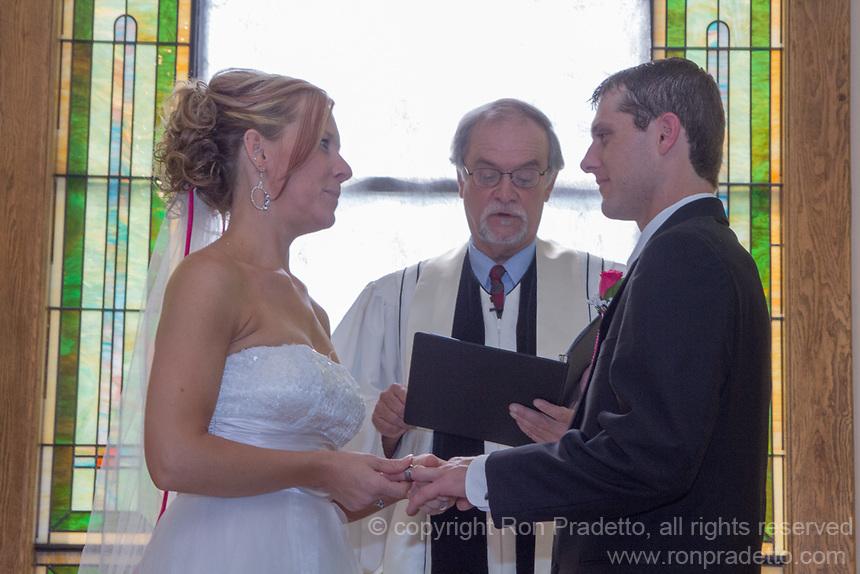Summer Schramm and Kurt VanFossen wedding August 10, 2013 at The Elm Grove United Methodist Church, Wheeling, West Virginia. Reception followed at the Osiris Shrine, Kruger Street, Wheeling West Virginia.