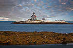 Cuckolds Light in Southport, ME