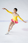 Ava Soh of Singapore competes in Basic Novice Subgroup A Girls group during the Asian Open Figure Skating Trophy 2017 on August 02, 2017 in Hong Kong, China. Photo by Marcio Rodrigo Machado / Power Sport Images