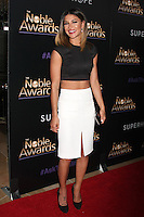 BEVERLY HILLS, CA - FEBRUARY 27: Jessica Szohr at the 3rd Annual Noble Awards at the  Beverly Hilton Hotel in Beverly Hills, California on February 27, 2015. Credit: David Edwards/DailyCeleb/MediaPunch