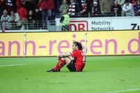 Sotirios Kyrgiakos (Eintracht Frankfurt) enttäuscht