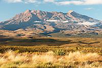 Mount Ruapehu Tongariro National Park, Central Plateau, North Island, UNESCO World Heritage Area, New Zealand, NZ