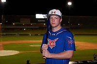 Spencer Margolis during the Under Armour All-America Tournament powered by Baseball Factory on January 17, 2020 at Sloan Park in Mesa, Arizona.  (Zachary Lucy/Four Seam Images)