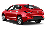 2018 Hyundai i30 Fastback Feel 5 Door Hatchback angular rear