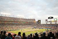 gut besuchtes Raymond James Stadium beim Super Bowl XLIII<br /> Super Bowl XLIII - Arizona Cardinals vs. Pittsburgh Steelers<br /> *** Local Caption *** Foto ist honorarpflichtig! zzgl. gesetzl. MwSt. Auf Anfrage in hoeherer Qualitaet/Aufloesung. Belegexemplar an: Marc Schueler, Am Ziegelfalltor 4, 64625 Bensheim, Tel. +49 (0) 6251 86 96 134, www.gameday-mediaservices.de. Email: marc.schueler@gameday-mediaservices.de, Bankverbindung: Volksbank Bergstrasse, Kto.: 151297, BLZ: 50960101