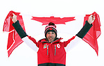 Pyeongchang, Korea, 8/3/2018- Brian McKeever has been selected to carry the flag in the opening ceremony for Team Canada at the 2018 Paralympic Games in PyeongChang. Photo Scott Grant/Canadian Paralympic Committee.