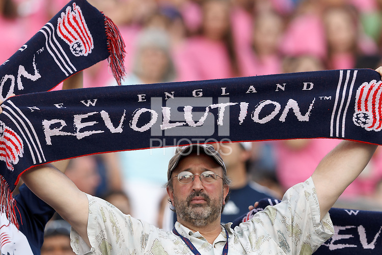 In a Major League Soccer (MLS) match, the New England Revolution tied the Seattle Sounders FC, 2-2, at Gillette Stadium on June 30, 2012.