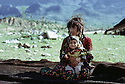 Irak 1973.Enfants de nomades dans le Badinan.Iraq 1973.Children of nomads in Badinan.