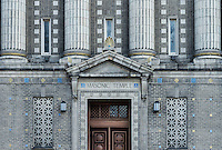 Masonic Temple, Wilkes Barre, Pennsylvania, USA