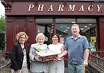 Herlihy's Pharmacy 50th anniversary raffle winners