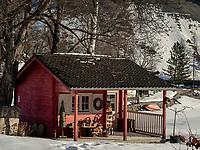 Nassereither See,. Gurgltal in Tirol, Österreich, Europa<br /> Nassereith lake, , district Imst, Tyrol, Austria, Europe
