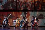 Nouvelles pièces courtes<br /> <br /> MISE EN SCÈNE ET CHORÉGRAPHIE Philippe Decouflé<br /> ASSISTANAT À LA CHORÉGRAPHIE Alexandra Naudet<br /> LUMIÈRES Begoña Garcia Navas<br /> VIDÉO Olivier Simola, Laurent Radanovic<br /> COSTUMES Laurence Chalou, Jean Malo<br /> AVEC Flavien Bernezet, Meritxell Checa Esteban, Aurélien Oudot, Julien Ferranti, Alice Roland, Suzanne Soler, Violette Wanty<br /> COMPAGNIE DCA / PHILIPPE DECOUFLÉ<br /> DATE : 28/12/2017<br /> LIEU : Théâtre National de Chaillot<br /> VILLE : Paris