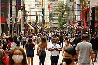 10/10/2020 - MOVIMENTAÇÃO NO CENTRO DE CAMPINAS DIA DAS CRIANÇAS