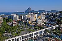 Arcos da Lapa. Rio de Janeiro. 2006. Foto de Renata Mello.