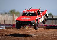 Apr 15, 2011; Surprise, AZ USA; LOORRS driver John Harrah (13) during round 3 and 4 at Speedworld Off Road Park. Mandatory Credit: Mark J. Rebilas-.