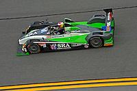 22-25 January, 2015, Daytona Beach, Florida USA<br /> 61, Chevrolet, ORECA FLM09, PC, Martin Plowman, Marc Drumwright<br /> ©2015, F. Peirce Williams