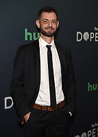 """NEW YORK CITY - OCTOBER 4: Ian Unterman attends the red carpet premiere of Hulu's """"DOPESICK"""" at the Museum of Modern Art on October 4, 2021 in New York City. . (Photo by Frank Micelotta/Hulu/PictureGroup)"""