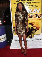 LOS ANGELES, CA - AUGUST 14: Joy Bryant arrives at the 'Hit & Run' Los Angeles Premiere on August 14, 2012 in Los Angeles, California MPI21 / Mediapunchinc /NortePhoto.com<br /> <br /> **CREDITO*OBLIGATORIO** *No*Venta*A*Terceros*<br /> *No*Sale*So*third* ***No*Se*Permite*Hacer Archivo***No*Sale*So*third*