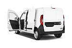 Car images close up view of a 2017 Ram Promaster City Trademans 4 Door Cargo Van doors